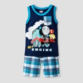 Thomas & Friends Toddler Boys' Two Piece Top And Bottom Set - Multicolor