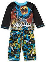 Komar Kids Little Boys 2T-4T Batman Bold Justice Pajama Set