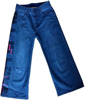 Stella McCartney Grey Denim - Jeans Jeans for Women