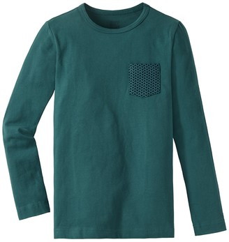 Schiesser Boy's Mix & Relax Shirt 1/1 Pyjama Top