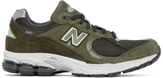 New Balance Khaki 2002R Sneakers