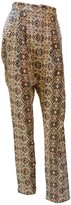 Relax Baby Be Cool Womens Cargo Trousers With Pearl Embroidered Pockets