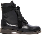 Chloé Leather Harper Lace Up Boots