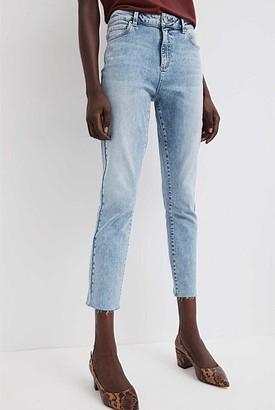 Witchery Slim Raw Cut Jean