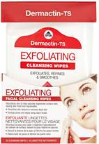 Dermactin-TS Exfoliating Facial Wipes