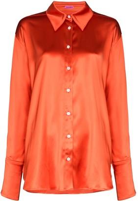 GAUGE81 Oversized Buttoned Shirt