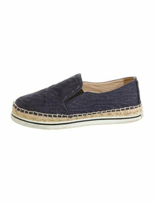 Jimmy Choo Espadrilles Blue