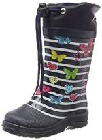 Beck Girls' Fantasy Wellingtons,11UK Child