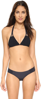 Tori Praver Swimwear Daisy Bikini Top