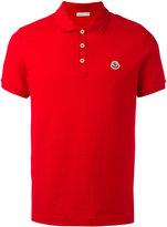 Moncler classic polo shirt - men - Cotton - L