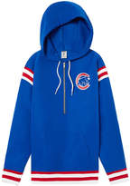PINK Chicago Cubs Quarter-Zip Anorak