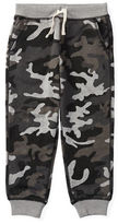 Ralph Lauren Boys 2-7 Camouflage French Terry Jogger Pants