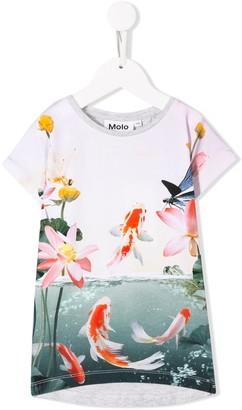 Molo fish print T-shirt