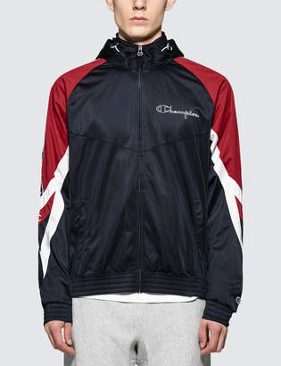 Champion Reverse Weave Hooded Tracket Jacket