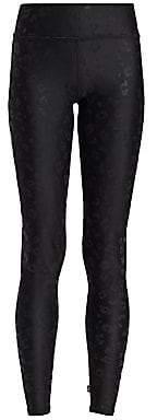 Terez Women's Cheetah Foil-Print Leggings