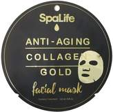 SpaLife Anti-Aging Collagen Gold Facial Masks - 3 Pack