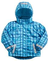 Playshoes Boys Waterproof and Breathable Snow Ski Snowboarding Squared Jacket