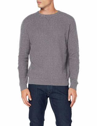 Benetton Men's Iconic 2 Man Long Sleeve Top