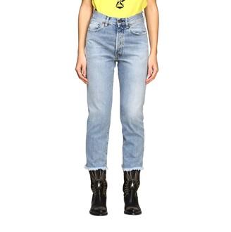 Golden Goose Jeans Regular Fit High Waist Jeans