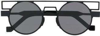 Va Va x Siza Vieira industrial style sunglasses