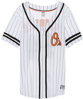PINK Baltimore Orioles Button Down Jersey