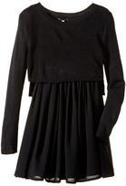 Ella Moss Macie Sweater Dress (Big Kids)