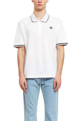 Chloe Sevigny for Opening Ceremony Unisex Boxy Polo Top
