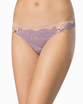 Soma Intimates Embraceable Lace Thong