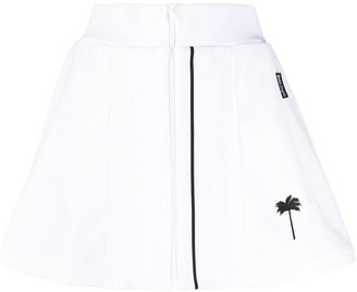 Palm Angels Tennis Track Skirt