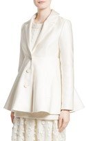 Co Women's Satin A-Line Jacket
