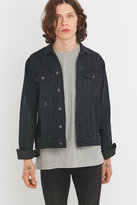 Cheap Monday Staple Blackened Denim Jacket