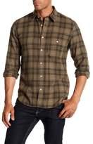 7 For All Mankind Plaid Vintage Pocket Regular Fit Shirt