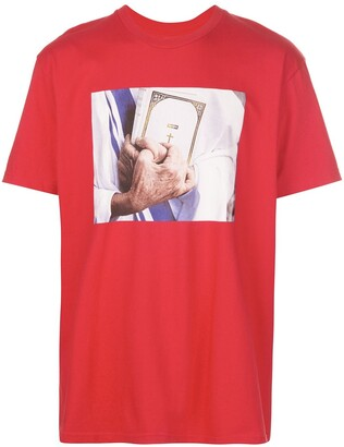 Supreme Bible T-shirt