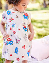Boden Printed Occasion Dress