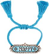 Shourouk Antha Happy bracelet