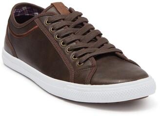 Ben Sherman Conall Faux Leather Sneaker