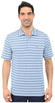 Vineyard Vines Ire Stripe Performance Polo