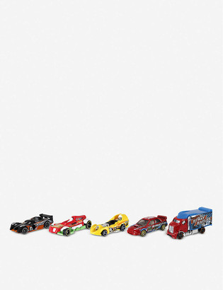 Hot Wheels Five-Car Pack Assortment