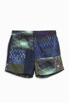 Missoni Patchwork Swim Shorts