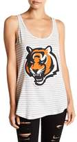 Junk Food Clothing Cincinnati Bengals Stripe Tank