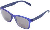 Calvin Klein Blue & Black Full-Rim Biofocal Sunglasses - Women
