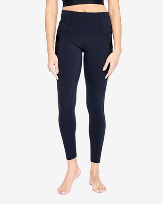 Express Electric Yoga High Waisted Honor Legging