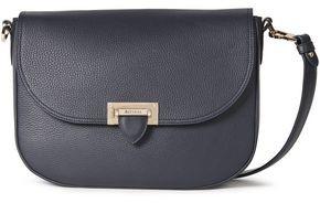 Aspinal of London Pebbled-leather Shoulder Bag