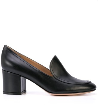 Gianvito Rossi Mid-Heel Loafers