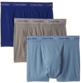 Calvin Klein Underwear Cotton Stretch Trunk 3-Pack NU2665