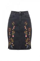 DECJUBA Morgan Embroidered Skirt