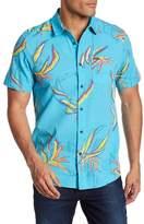 Volcom Motel Florals Modern Fit Shirt