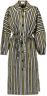 Isa Arfen Beige Cotton Dresses
