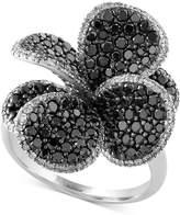 Effy Diamond Flower Ring (2-1/4 ct. t.w.) in 14k White Gold