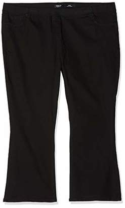 SIMPLY BE Women's Ladies Petite Pull-on Bootcut Jeggings Leggings,(Size:)